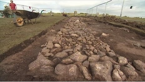 GB : UN SENTIER DE L'ÂGE DU BRONZE MIS AU JOUR SUR LE SITE DU CERCLE DE PIERRES THE HURLERS | World Neolithic | Scoop.it