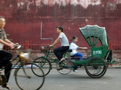 "The City Fix - A ""new normal"" for sustainable transport in Chinese cities 