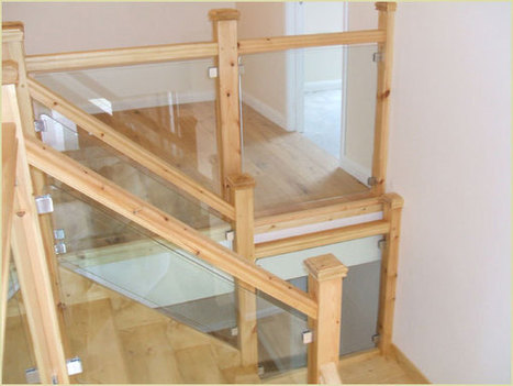 Glass Staircase | Home Improvement | Scoop.it