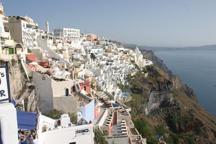 Visit Greece | Santorini | Greece | Scoop.it