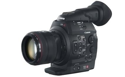 La Canon EOS C300 homologuée par la BBC - Photobusiness | Photo & Vidéo avec un DSLR Canon | Scoop.it
