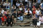Defying gov't, Turkish protesters to stay in park | Human Rights and the Will to be free | Scoop.it