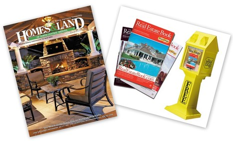 Print ad standbys The Real Estate Book, Homes & Land now under same owner - Inman.com | Michael S Robinson: Infographic and | Scoop.it