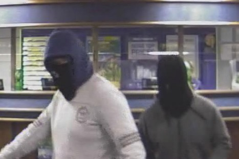 CCTV catches bungling bookies robbers in the act - Birmingham Mail | cctv | Scoop.it
