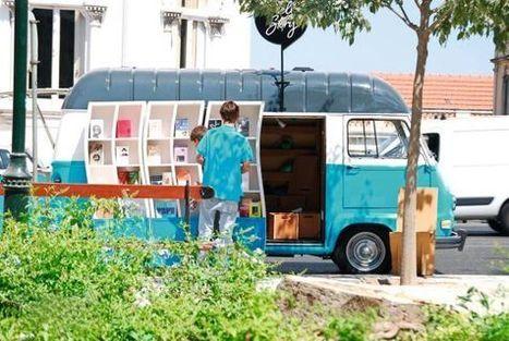 Las librerías nómadas   ELE, etc.   Scoop.it