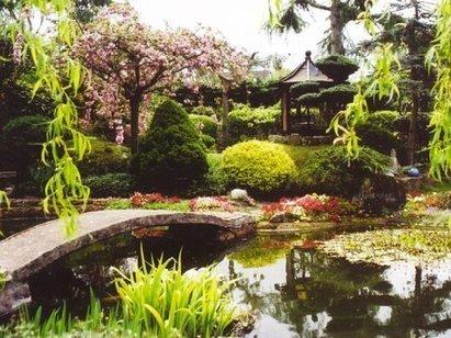 Nottingham: Entry to the Japanese Gardens | Japanese Gardens | Scoop.it