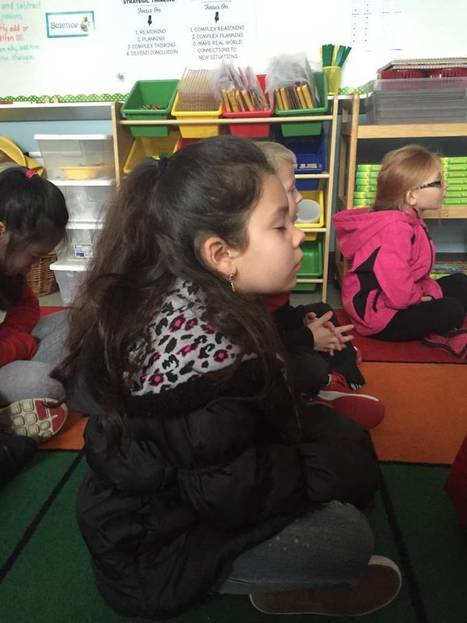 What Changes When a School Embraces Mindfulness? | new society | Scoop.it
