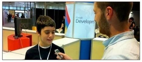 Ce prodige de 12 ans repéré par Google ré-invente Facebook | WebZeen | Au fil du Web | Scoop.it
