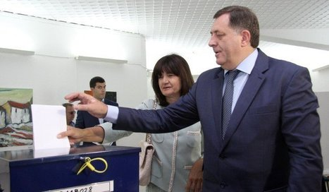 Nationalists win Bosnia's joint presidency | News From Stirring Trouble Internationally | Scoop.it