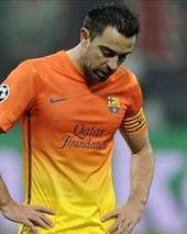 Xavi refutes Barcelona failure tag after Milan loss | Fudbal, Olimpijada, Soccer, Olympied | Scoop.it