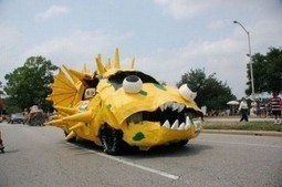 Weird Cars | Strange days indeed... | Scoop.it