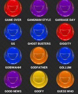 260 sons dont Gangnam Style sur votre smarphone Android - Instant Buttons | Tout le web | Scoop.it