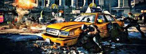 The Division Video Game Facebook Cover   GamerCoversForFacebook   Scoop.it
