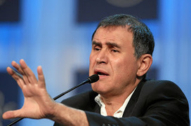 Roubini : The Fed Will Be Slow to Taper | NOURIEL ROUBINI NEWS BLOG | Economic Collapse | Scoop.it