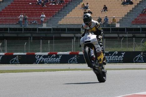 MotoGP Catalunya: Hayden, Redding suffer mystery hand numbness | BSN | Ductalk Ducati News | Scoop.it