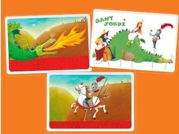 Sant Jordi - Joc per a nens – Android Apps on Google Play | Tauletes a l'aula | Scoop.it