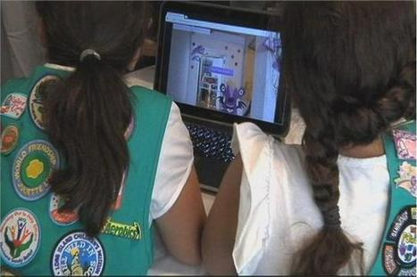 Girl Scouts, Dell release initiative to generate female interest in ... | Girl Scouts of America | Scoop.it