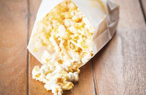 Glöm kastrullen – så poppar du egna mikropopcorn i påse | Husligt | Scoop.it