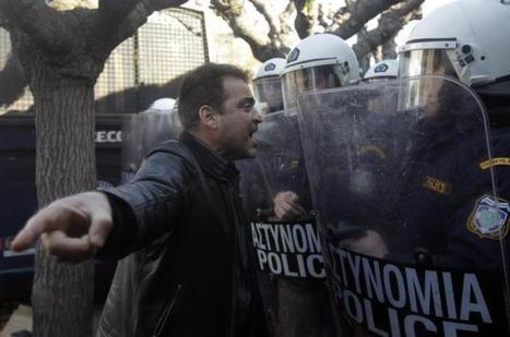 Did austerity cause a humanitarian crisis in Greece? - Aljazeera.com | AUSTERITY & OPPRESSION SUPPORTERS  VS THE PROGRESSION Of The REST OF US | Scoop.it