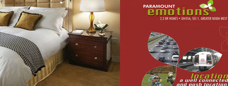 Most Valuable Project Paramount Emotions Noida Extension | India Property | Scoop.it