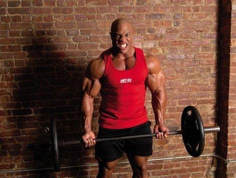 Phil Heath - Mr. Olympia 2011, 2012   Pro Bodybuilders & Fitness Models   Scoop.it