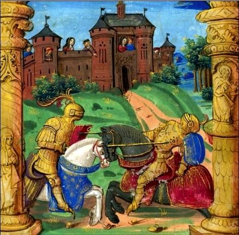 Lancement de la Bibliothèque virtuelle des manuscrits médiévaux (BVMM)   Merveilles - Marvels   Scoop.it