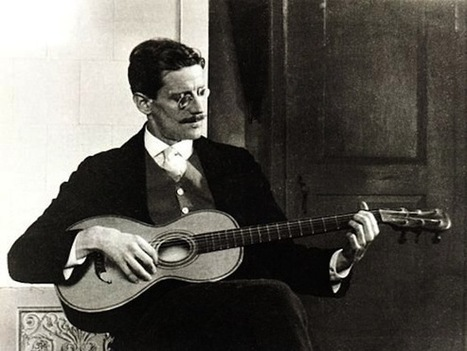 James Joyce: You can't ignore the bastard by Julian Gough | The Irish Literary Times | Scoop.it