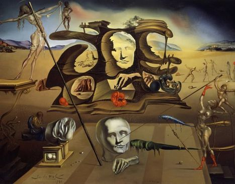 Salvador Dali Retrospective Opens at the Pushkin - The Moscow Times | Museums Around the World | Scoop.it