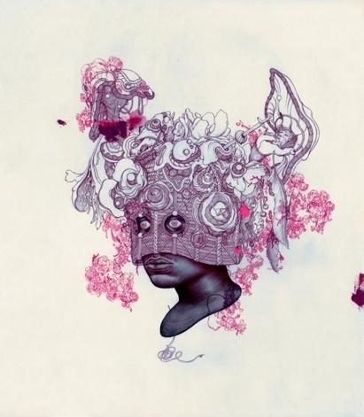 James Jean   Talib Kweli   Creative Art Moodbook   Scoop.it