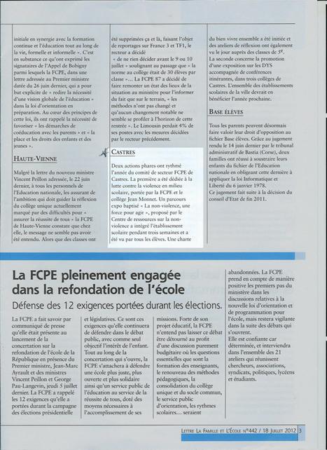 Centre de Ressources sur la non-violence de Midi-Pyrénées | securite castres | Scoop.it