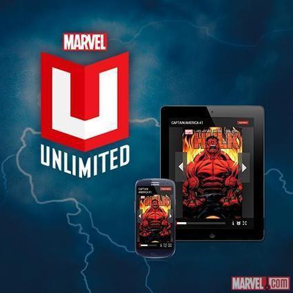 Marvel met de la musique dans ses bandes dessinées | Digital Marketing & Insights for Music | Scoop.it
