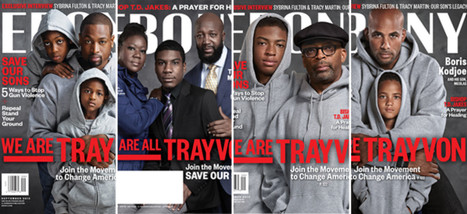 Ebony's 'We Are Trayvon' Covers | Photography and society | Scoop.it