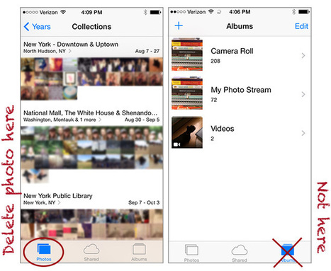 How To Keep Your Embarrassing iPhone Photos As Safe As Possible | Huffington Post | How to Use an iPhone Well | Scoop.it