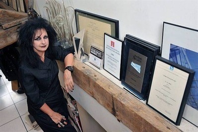 Odile Decq, architecte entre verre et noir | The Architecture of the City | Scoop.it