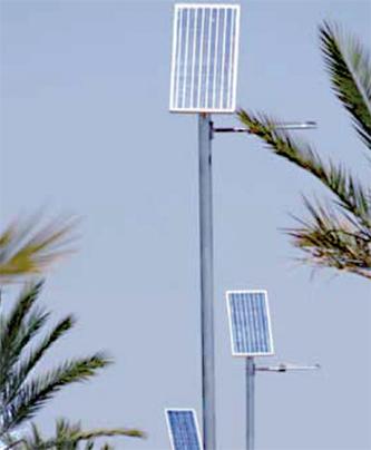 L'éclairage publique solaire LED… ou quand Philips met l'éclairage au vert ! | Ampoule Led | Scoop.it