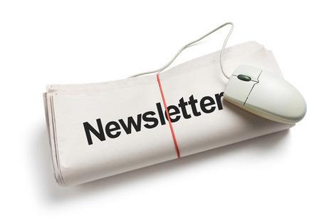 Newsletters: retour vers le futur | DocPresseESJ | Scoop.it