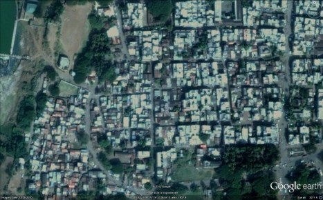Exposing Shantytowns in India with Google Earth | Google Earth Blog | #GoogleEarth | Scoop.it