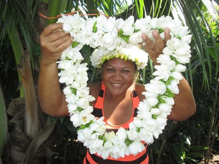 Activité familiale à To'ahotu : Taiana et ses Taina | Tahiti Infos | Kiosque du monde : Océanie | Scoop.it