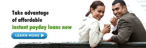 Instant payday loans - Immediate Cash Assistance for Australian people | Instant Loans Now | Scoop.it