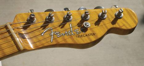 Primary Tone Mods for the Telecaster | mod instruments de musique | Scoop.it