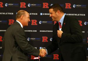 Rutgers fulfills Big Ten fantasy as reality waits at gate - New York Daily News | Sport Facility Management and Current Events | Scoop.it