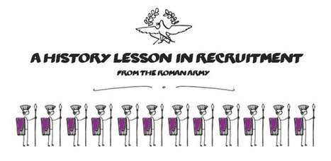 A history lesson in recruitment from the Roman army | old kingdom | Scoop.it