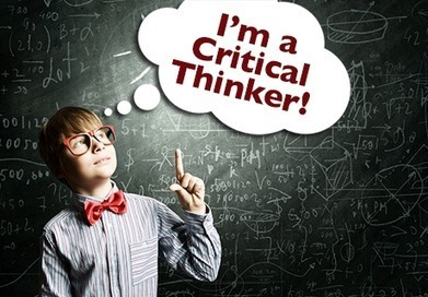 Teaching Strategies to Promote Critical Thinking | Edtech PK-12 | Scoop.it