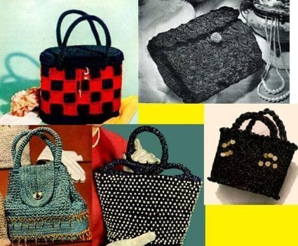 Patrons de sac main pour Crochet   Ebookshopping   DIY (Do It Yourself)   Scoop.it