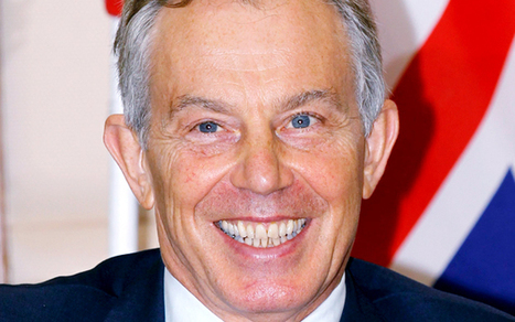 Tony Blair given award for helping Poles come to the UK - Telegraph | The Indigenous Uprising of the British Isles | Scoop.it