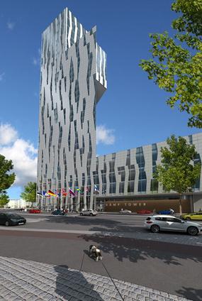 The Kämp Tower, a Major Hotel Project Starting in Jätkäsaari, Helsinki, Finland - Palace Kämp | Finland | Scoop.it