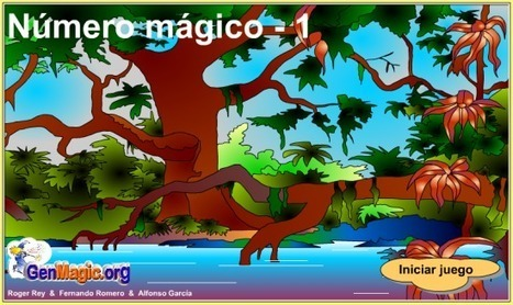 Número Mágico 1 | Revista GenMagic | Scoop.it