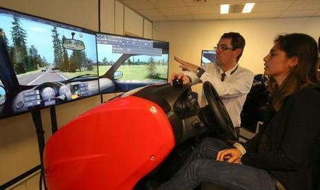 VIDEO. Sécurité routière : j'ai testé le simulateur de conduite | Prévention des risques routiers | Scoop.it