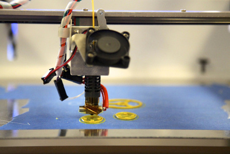 Type A Machines reveals a 3D printer that's meant to be hacked - GigaOM | MobileMarketing | Scoop.it