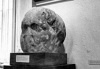 Chichester stone could be head of Emperor Nero | Roman Empire | Scoop.it